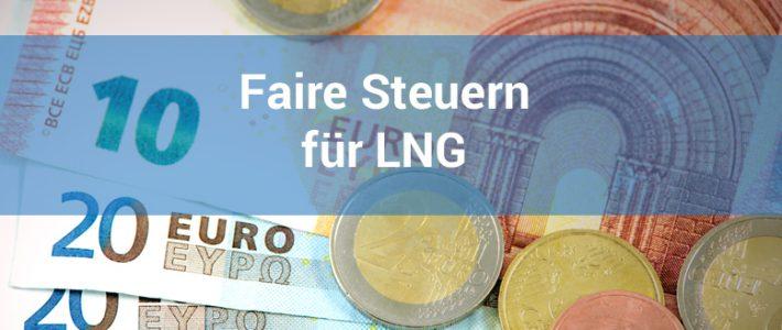 LNG Besteuerung