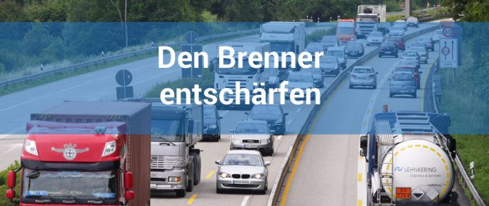 Lets defuse the transit hell on the Brenner